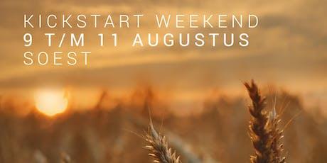 Kickstart weekend Soest tickets