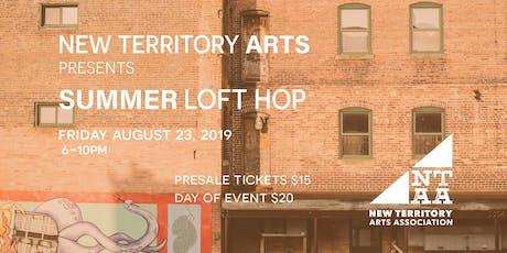 Loft Hop 2019 tickets