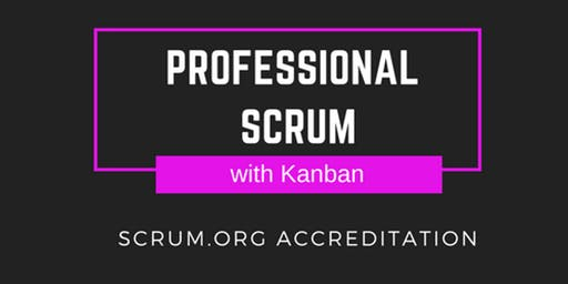 Professional Scrum with Kanban with Dan Vacanti and Anjali Leon