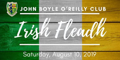 Irish Music Fleadh - John Boyle O'Reilly Club