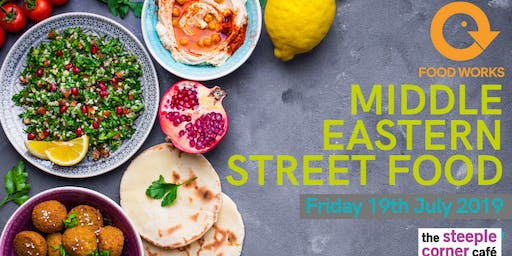 Middle Eastern Street Food