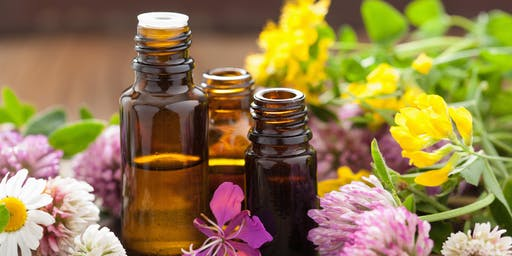 Getting Started with Essential Oils - Brockenhurst