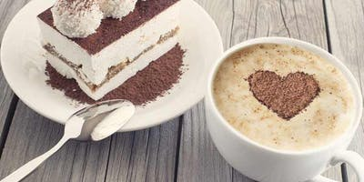 Coffee & Cake Networking Event