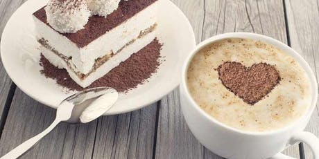 Coffee & Cake Networking Event  tickets