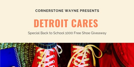 Detroit Cares tickets