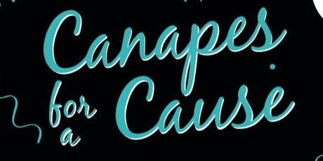 canapés for a cause tickets