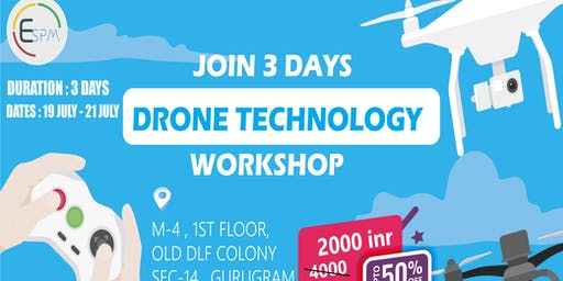 Workshop on Drone Technology