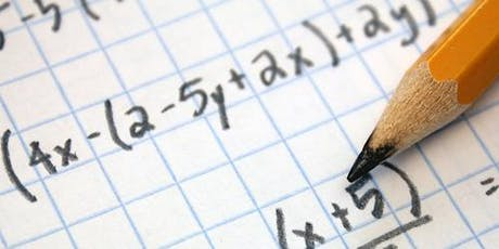Maths Learning Session - TU Dublin Mature Student Welcome  tickets