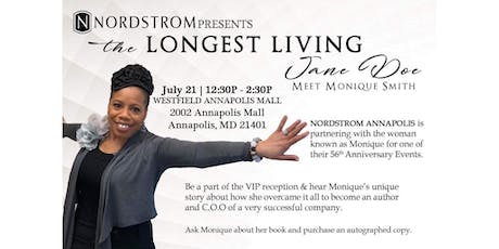 Nordstrom Presents: The Longest Living Jane Doe  tickets