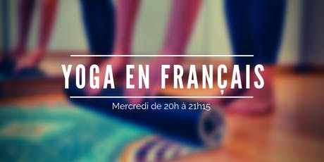 Yoga en Français tickets