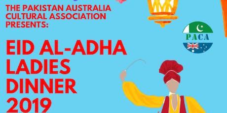 Eid-Ul-Adha Ladies Dinner tickets