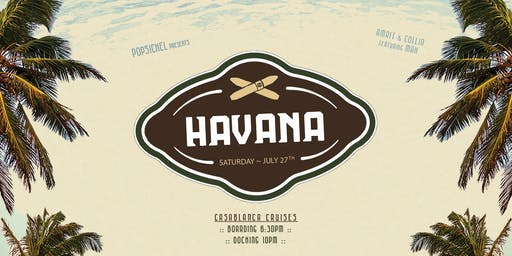 Boat Party: Havana