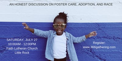 An Honest Discussion on Foster Care, Adoption, and Race
