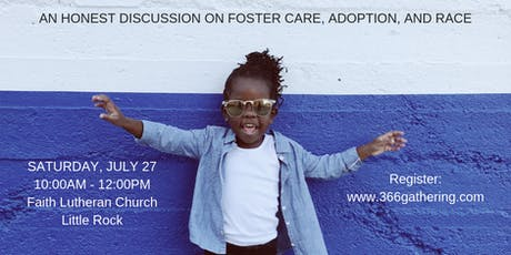 An Honest Discussion on Foster Care, Adoption, and Race tickets