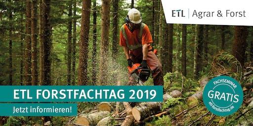 ETL Forstfachtag Jüterbog 29.08.2019