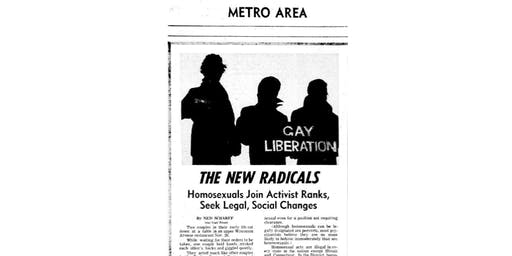 Documenting Queer History