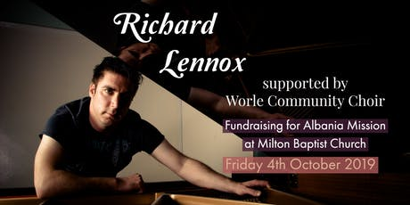 Richard Lennox Autumn Concert (Albania Mission) tickets