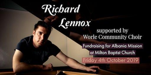 Richard Lennox Autumn Concert (Albania Mission)