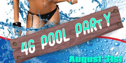 4G Pool Party (Hot Girl & Hot Boy Summer)