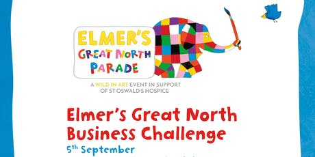 Elmer's Great North Business Challenge tickets