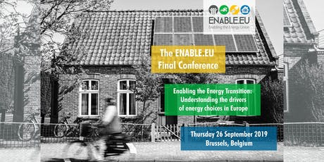 ENABLE.EU Final Conference tickets