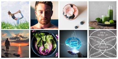 Bloom Inspiring Wellness tickets