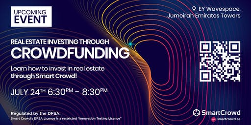 Real Estate Investments through Crowdfunding at EY Wavespace