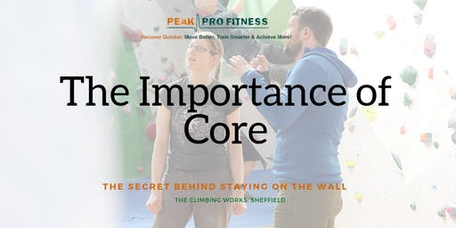 EXPERT WORKSHOP - The Importance of Core