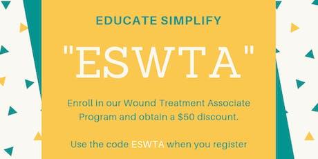 Wound Treatment Associate (WTA) Program tickets