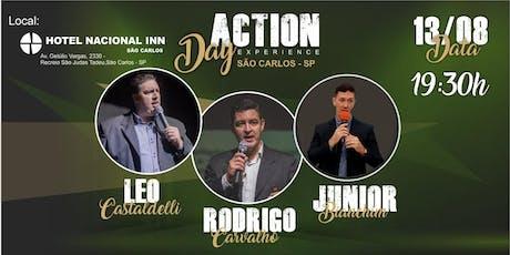 ACTION DAY SÃO CARLOS - Impactando sua vida em 1 dia! ingressos