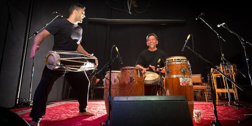 Bridging Lanka Tamil Feast and Afro-Lankan Drumming Performance