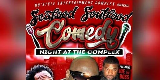 Comedy Night at The Complex