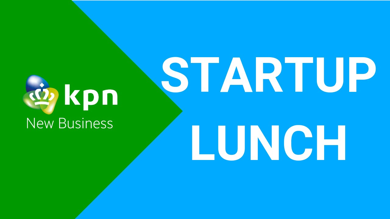 KPN Startup Monday Lunch