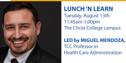 The Christ College Lunch n Learn: Inclusive Leadership