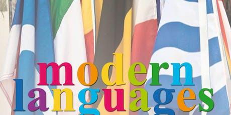 1+2 Modern Languages Primary Teachers: Methodology Training tickets