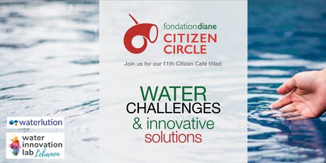 Water Challenges & Innovatives Solutions tickets
