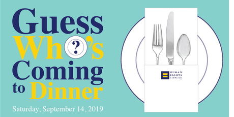 Guess Who's Coming To Dinner 2019 tickets