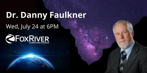 Danny Faulkner at FoxRiver Christian Church