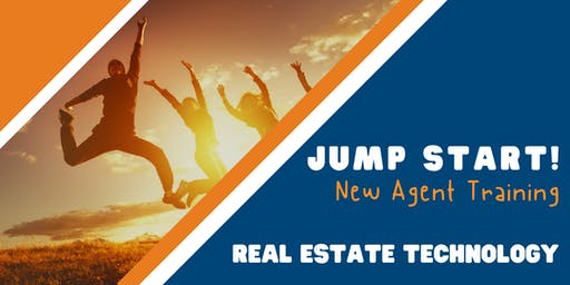 Jump Start: New Agent Training (Real Estate Technology) - Austin - 11/18/2019