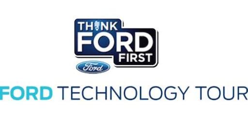 Avis Ford Tech Tour 2019