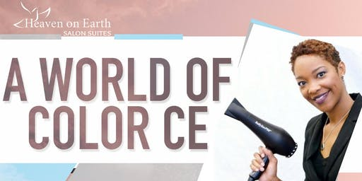 A World of Color CE