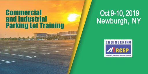 Commercial and Industrial Parking Lot Training - Newburgh, NY