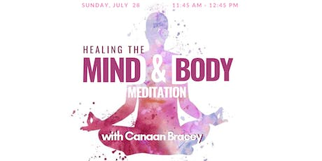 A Mind and Body Healing Meditation tickets