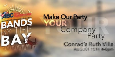 Bands By the Bay: ABC Crab Feast & Summer Network