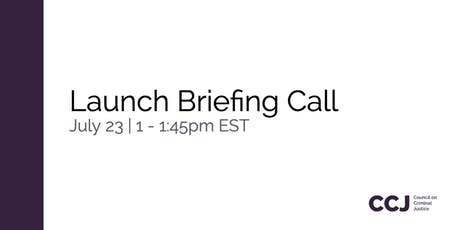 Launch Briefing Call tickets