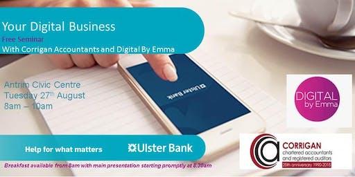 Your Digital Business - Free Seminar