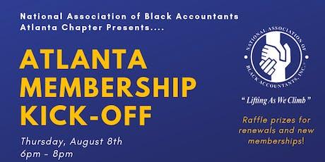 Atlanta Membership Kick-Off tickets