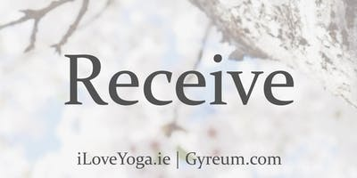 Receive Retreat w Daithí & various teachers (DayTickets) 31st Dec NYE