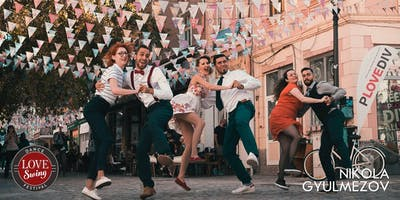 Love Swing Dance Festival - 2019 /04 - 06 Oct/  Plovdiv