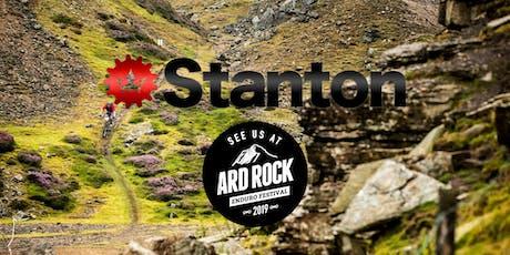 Ard Rock - Stanton Bikes Demos 2nd August 2019 tickets